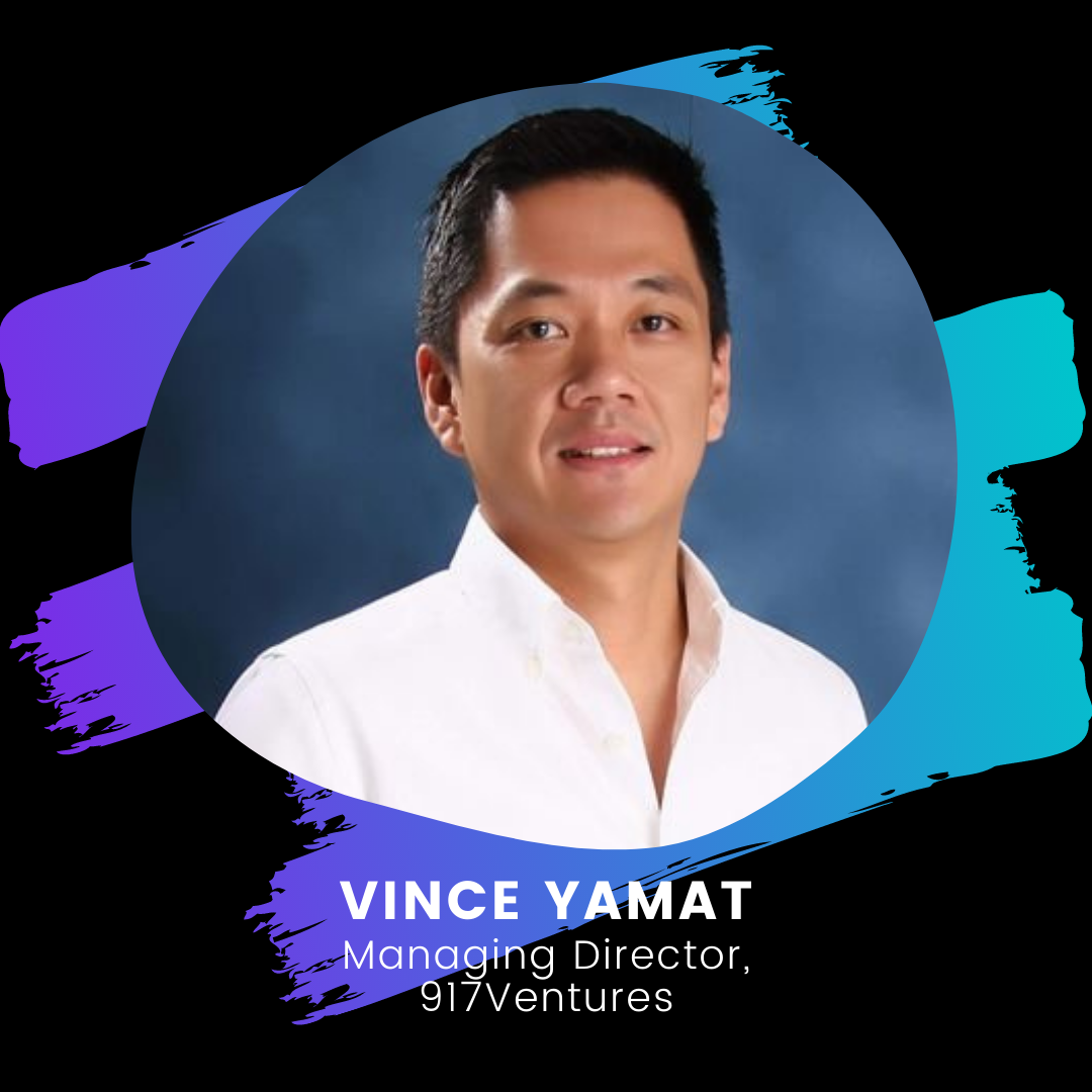 Young Founders Summit Mentor Vince Yamat