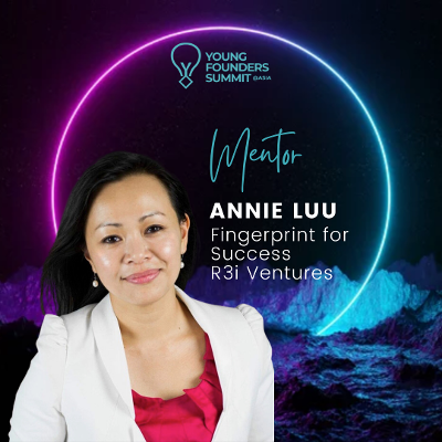 Young Founders Summit Mentor Annie Luu-1
