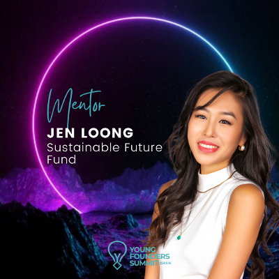 Young Founders Summit Mentor Jen Loong-1