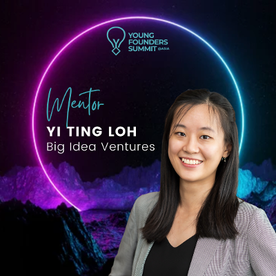Young Founders Summit Mentor Yi Ting Loh-1