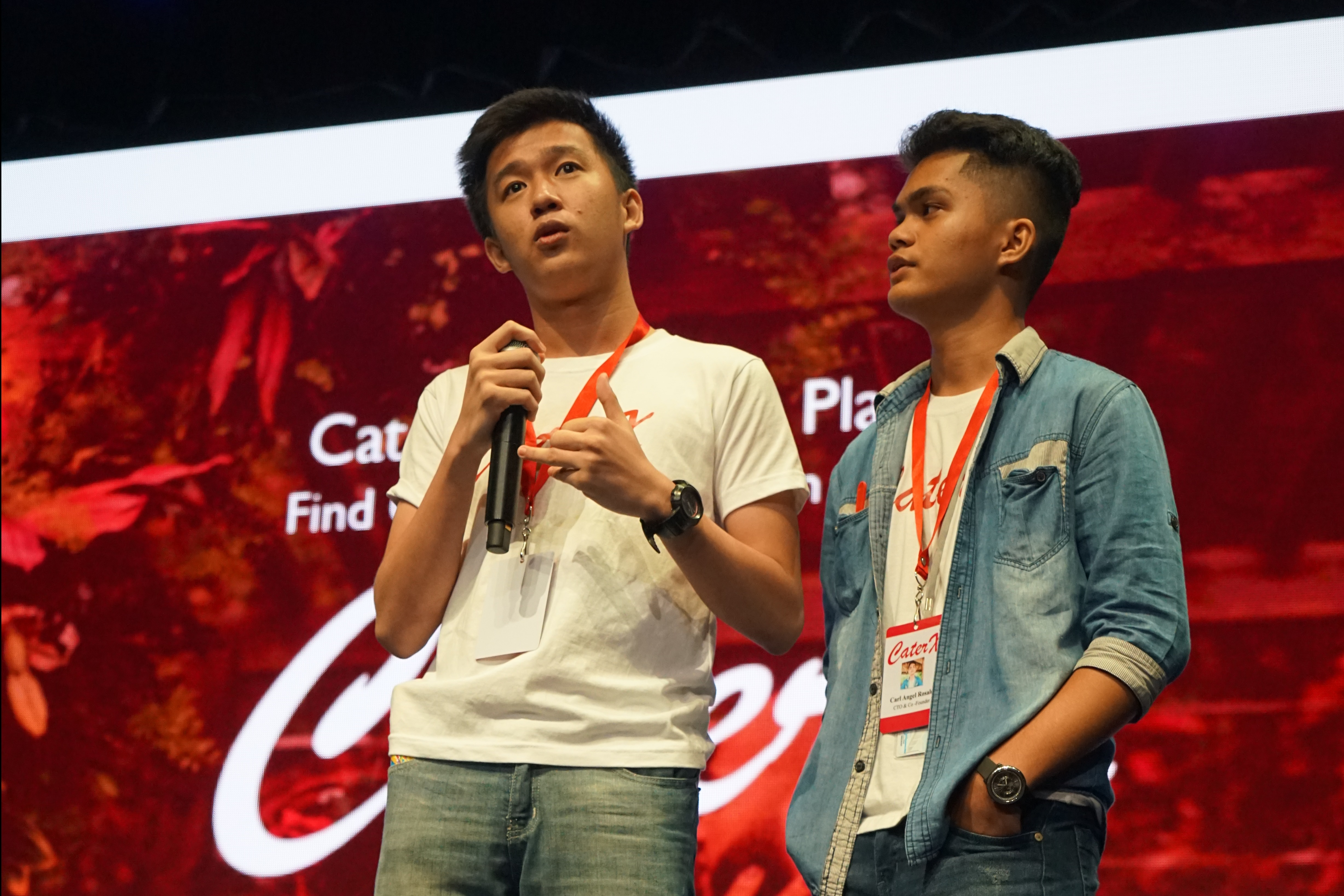 CaterX_Young Founders Summit