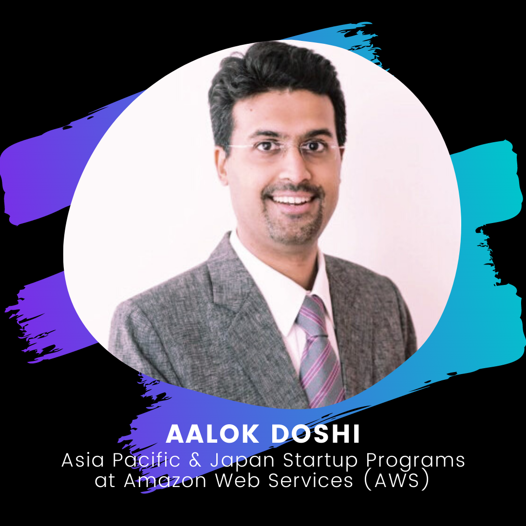Young Founders Summit 2020 Mentor - Aalok Doshi