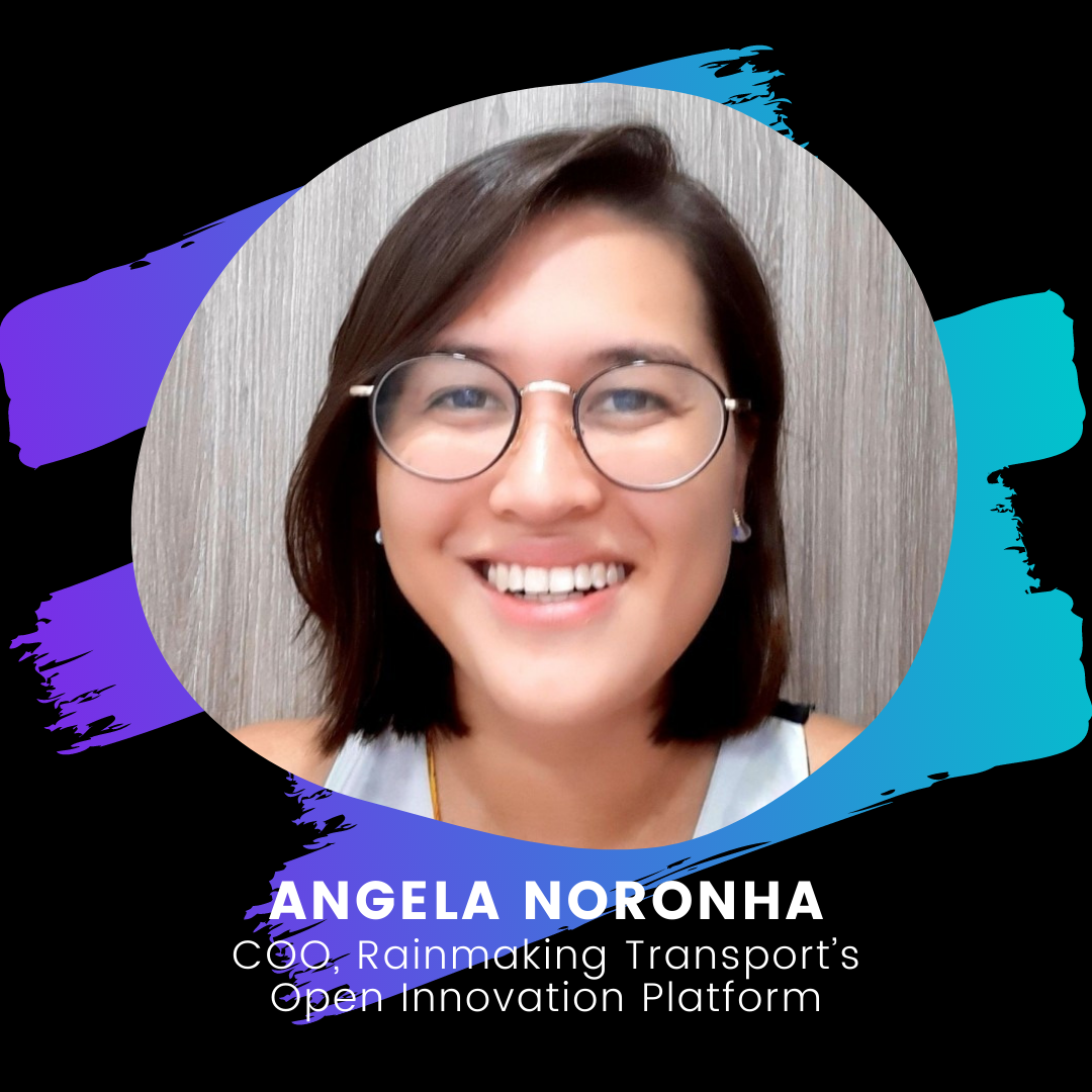 Young Founders Summit 2020 Mentor - Angela Noronha - site
