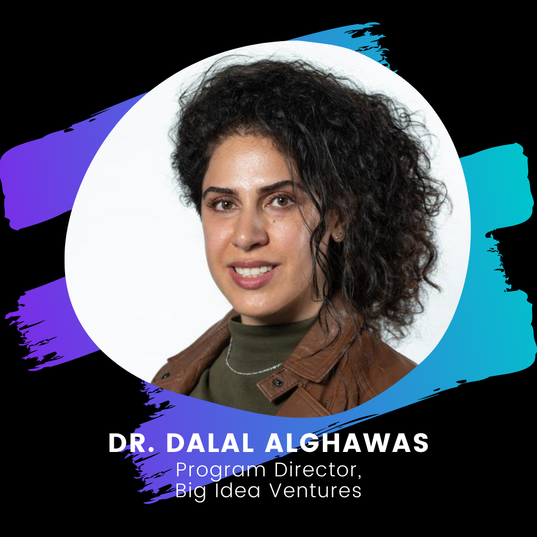 Young Founders Summit 2020 Mentor - Dr Dalal Alghawas