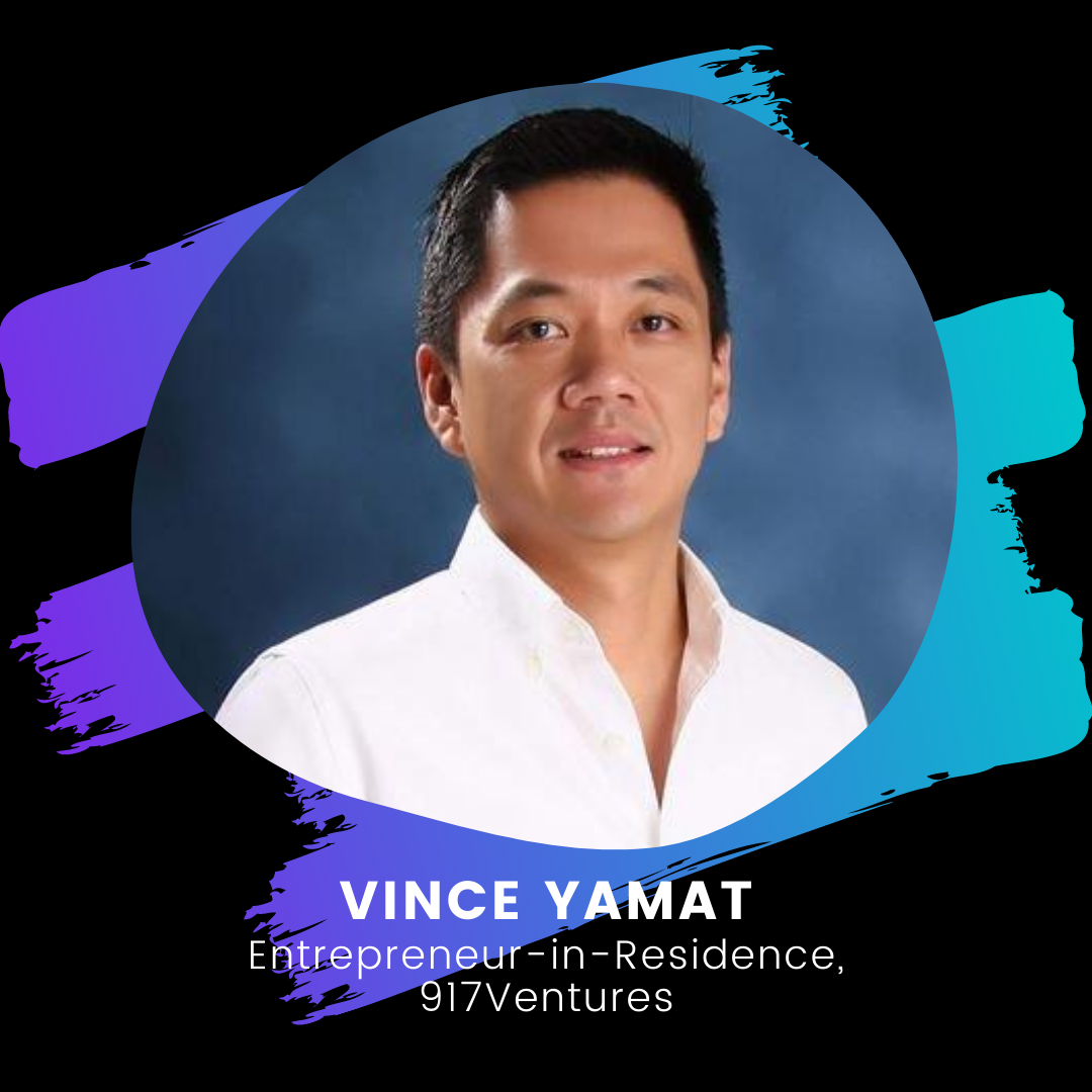Young Founders Summit 2020 Mentor - Vince Yamat