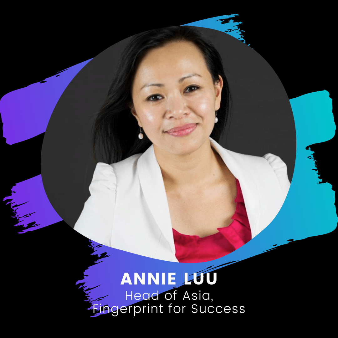 Young Founders Summit Mentor Annie Luu