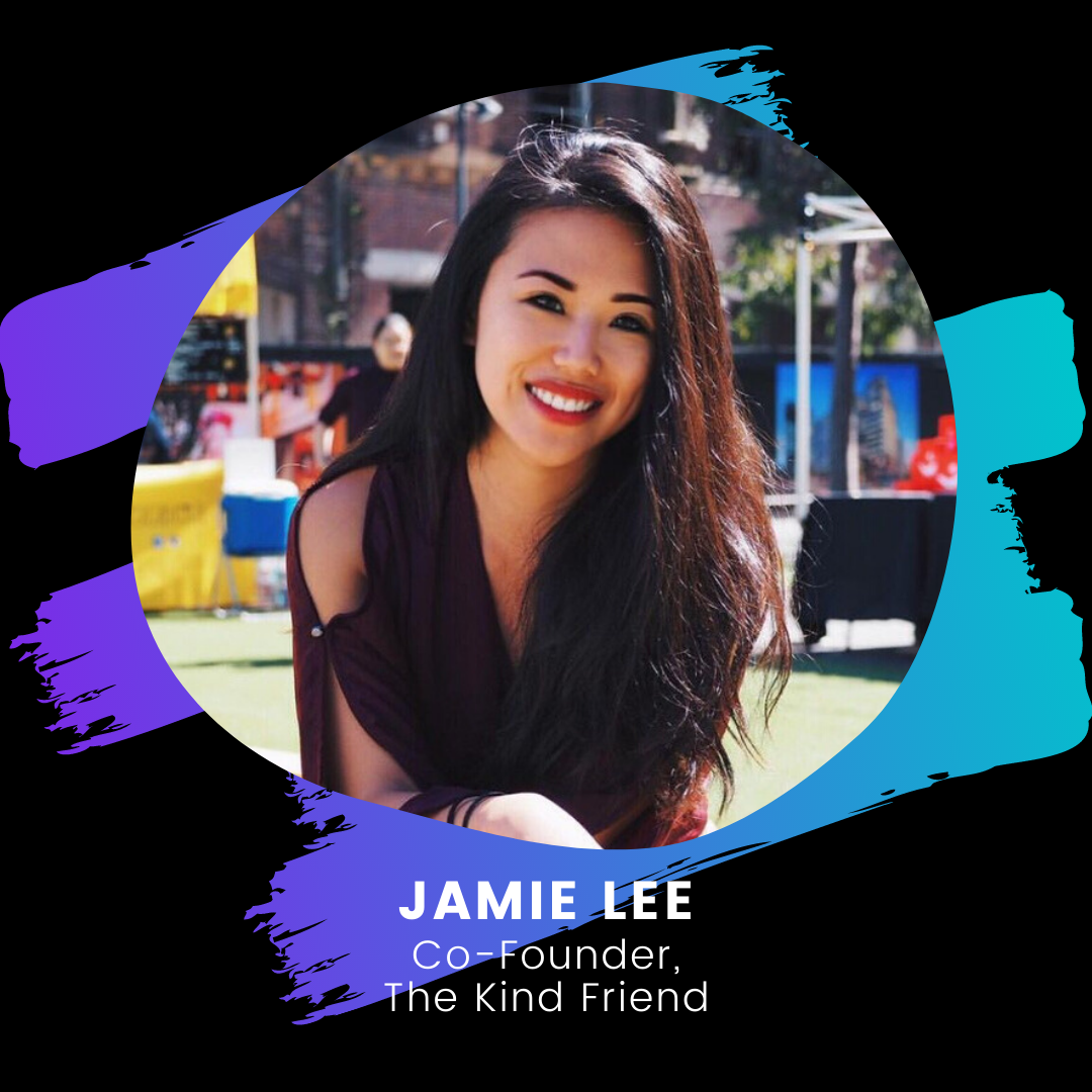 Young Founders Summit Mentor Jamie Lee