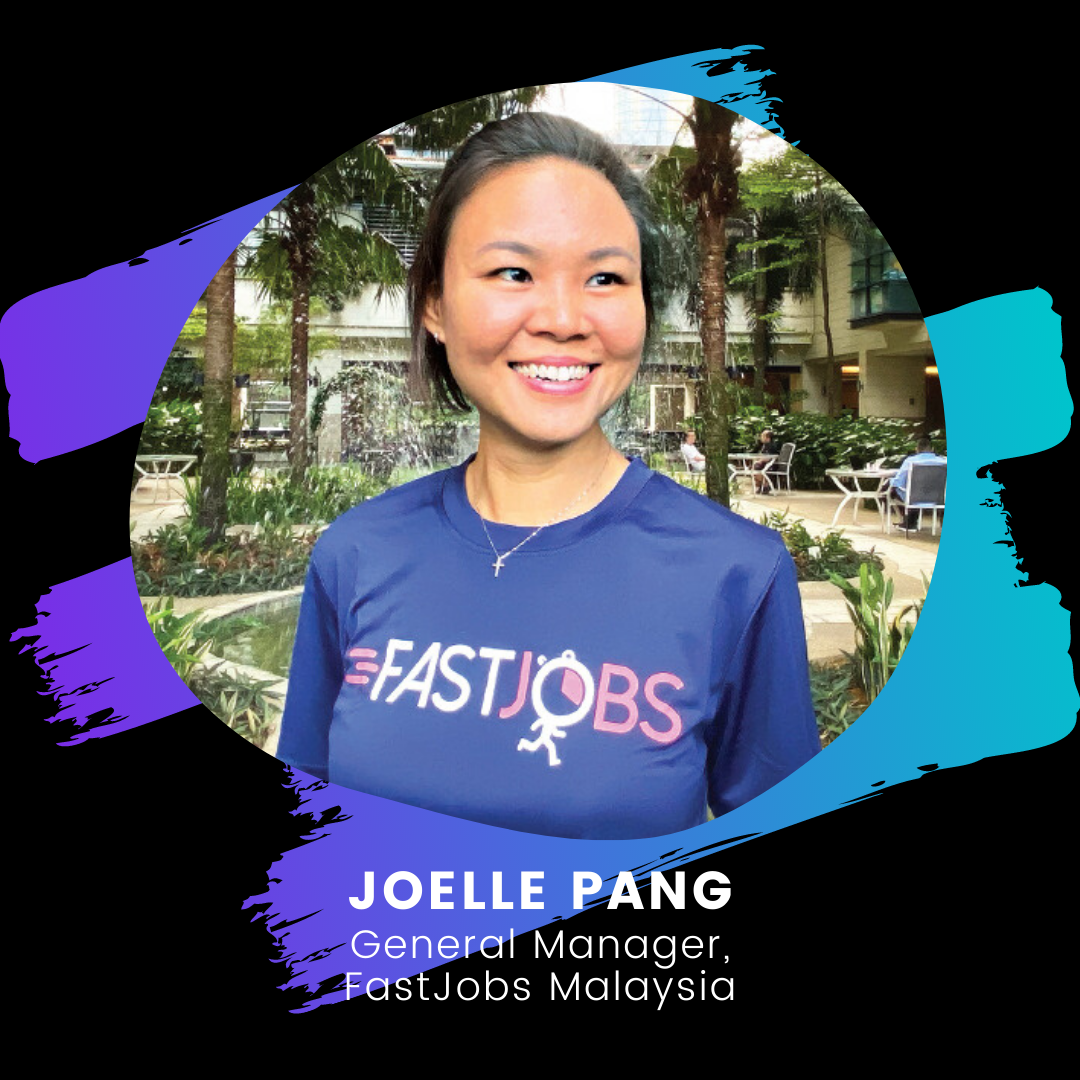 Young Founders Summit Mentor Joelle Pang