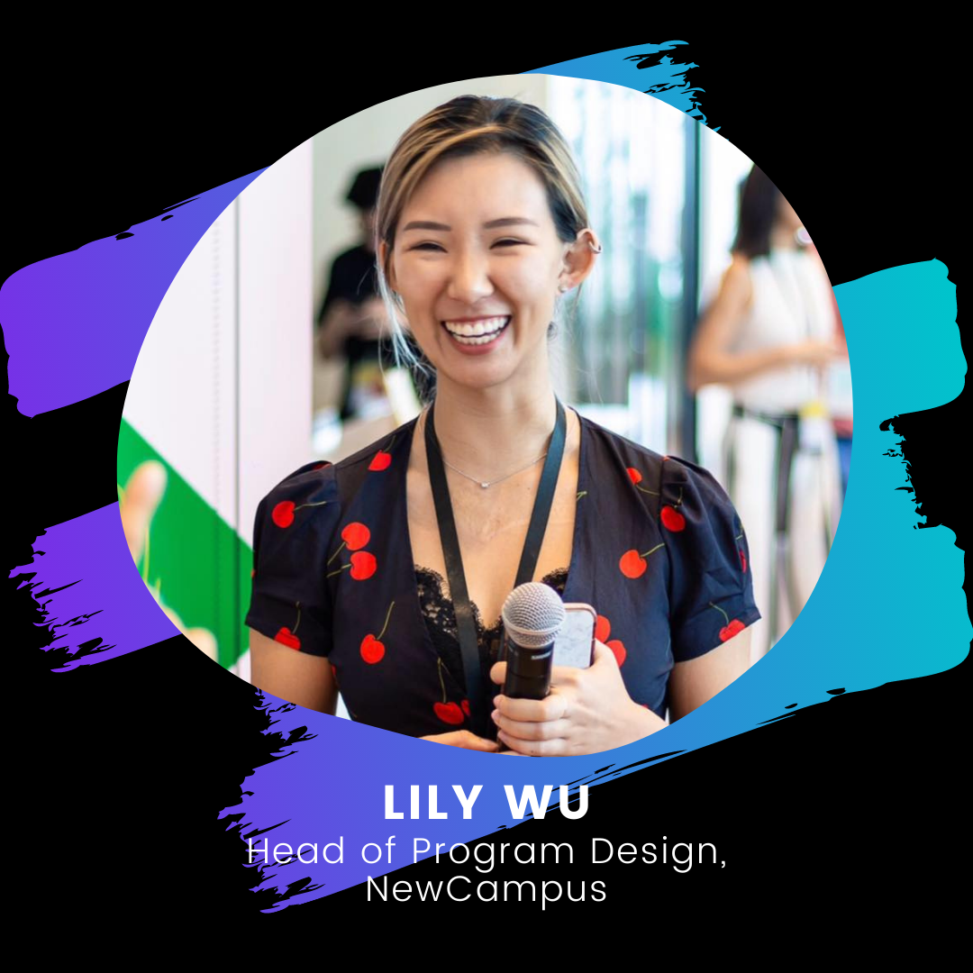 Young Founders Summit Mentor Lily Wu website