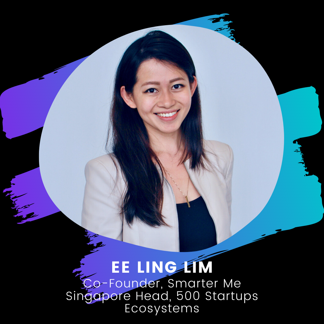 Young Founders Summit Mentor Lim Ee Ling